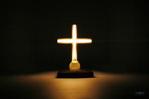 十字架デザインの供養ステージCROIXクロワ/奏音SS