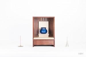 LED内蔵仏壇-SLIT スリット