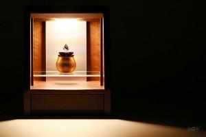 手元供養仏壇 ノーブル