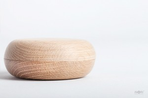 木の骨壷 いろはiroha-ナラ