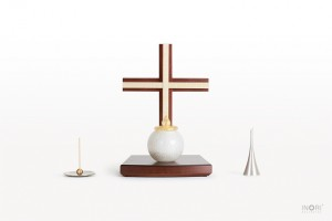 クロス・十字架の供養ステージ CROIX クロワ/奏音S
