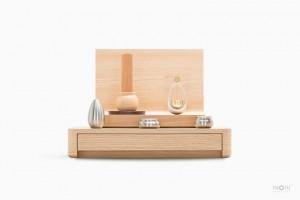 デザイン仏壇 A4-003NWH 洋室に合うお仏壇