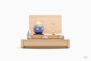 A4仏壇A4-003NWH