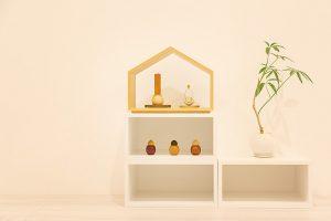 北欧家具とお仏壇