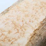バーズアイメープル 天然木のお位牌