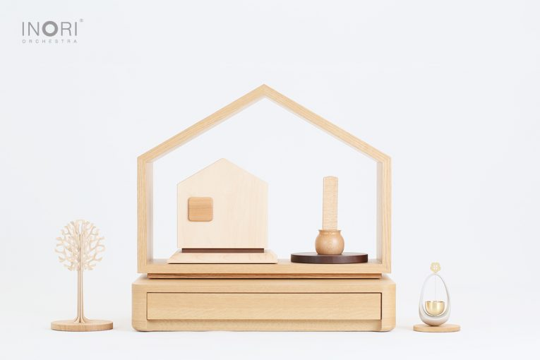 赤ちゃん仏壇
