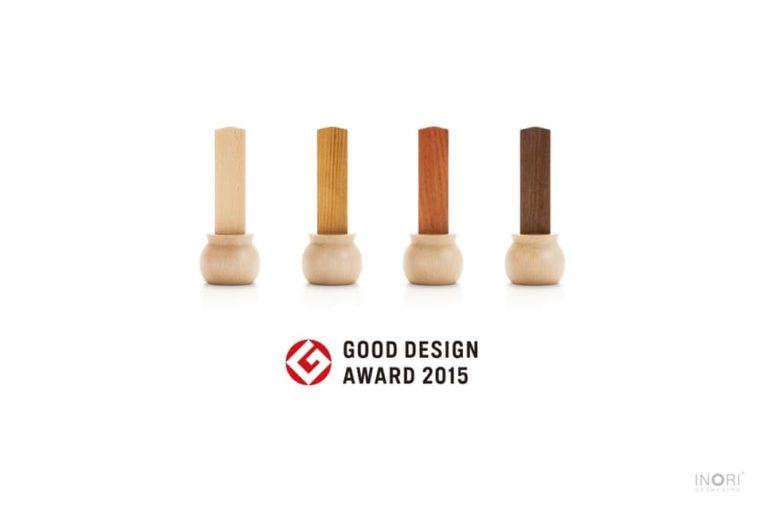 グッドデザイン受賞の位牌