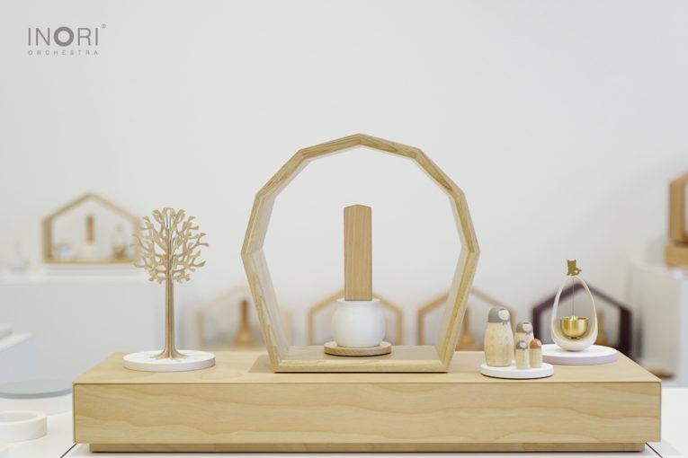 いのりオーケストラの仏壇、かまくらのおうち