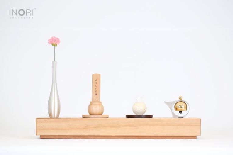 オープンタイプのミニ仏壇