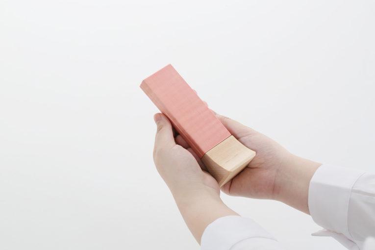 ピンク色の位牌