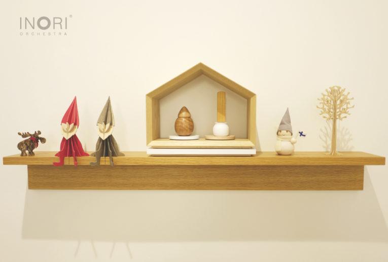 シンプルなお仏壇、いのりのおうち