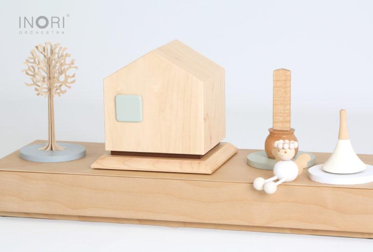 赤ちゃんの仏壇、てんしのおうち