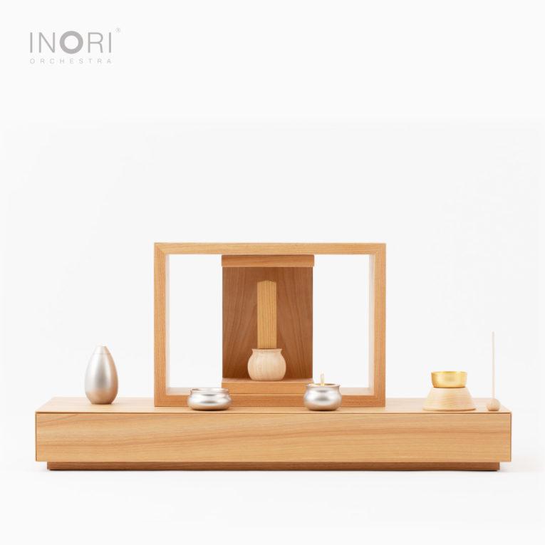 ミニ仏壇、A4サイズのお仏壇