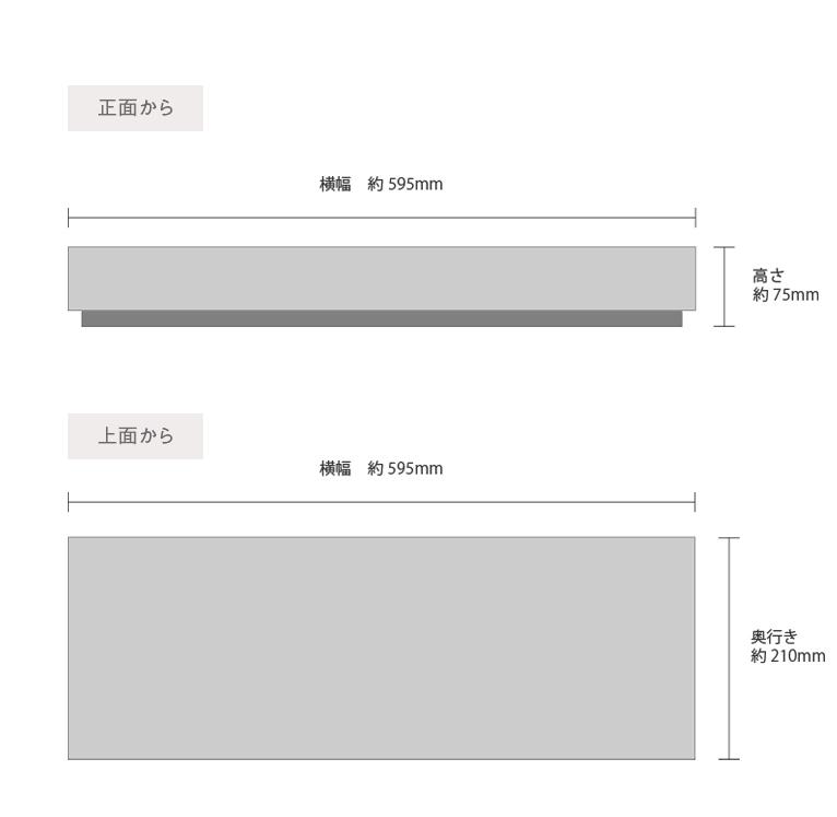 A4仏壇+よこにながいいのり台を組み合わせての使い方をご紹介。