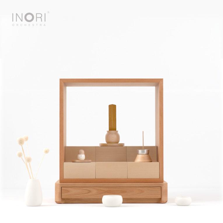 ミニ仏壇、いのり箱