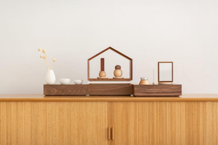 インテリアに合うモダン仏壇